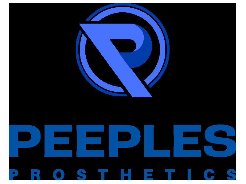 Peeples Prosthetics Logo