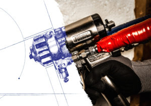 Foam Insulation Dallas TX spray gun