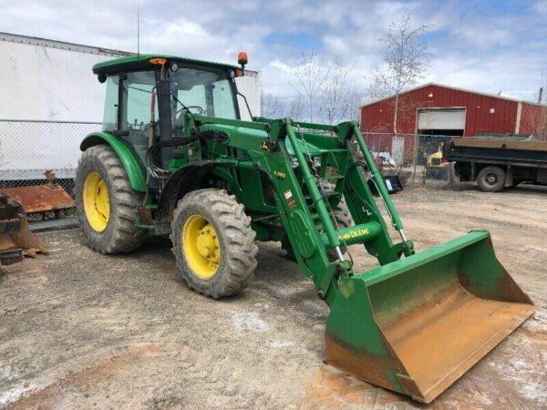 John Deere 5085 M Tractor
