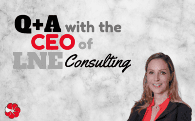 11 Things You Never Knew About Julie Edmonds — Q+A with the CEO of LNE Consulting