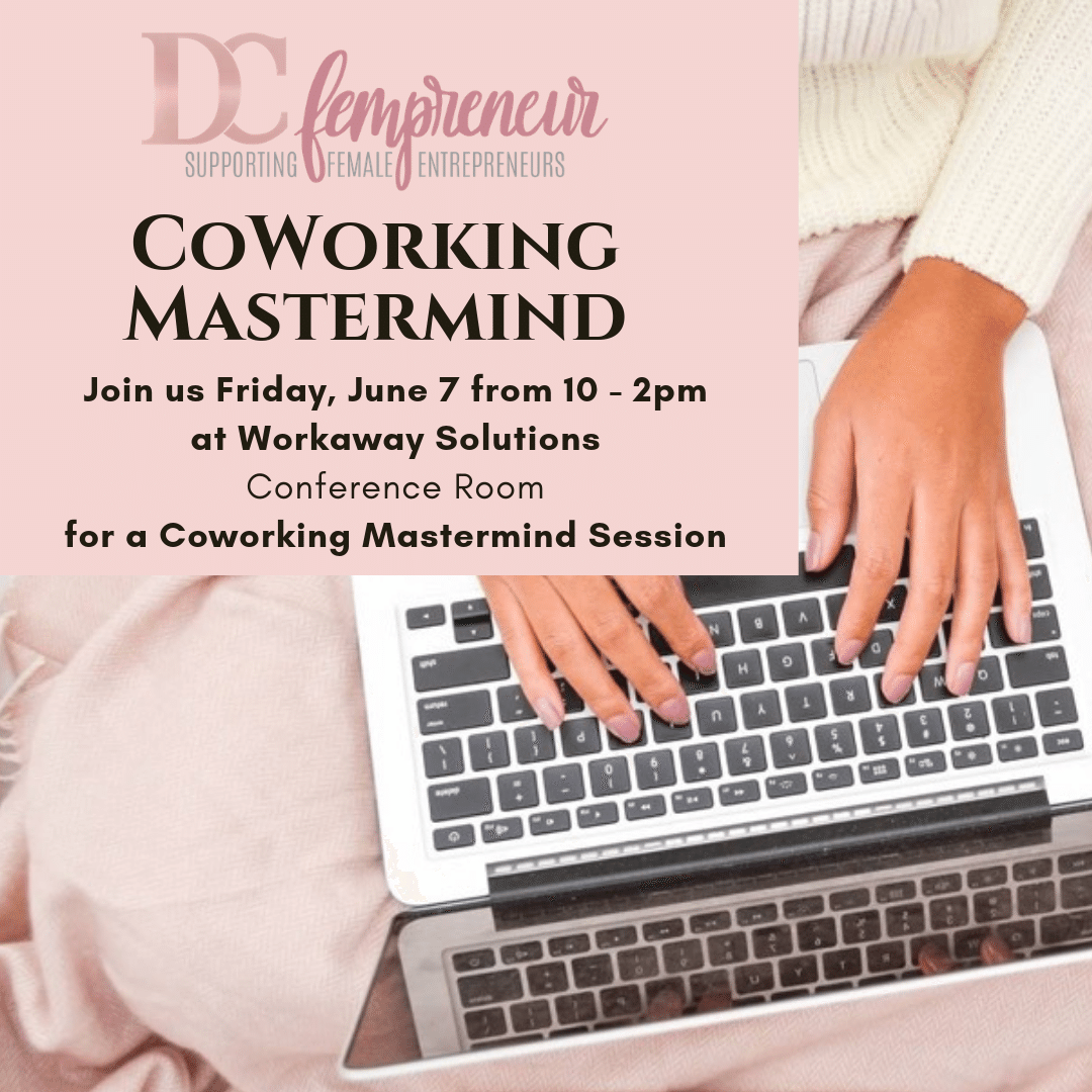 All Day CoWorking Pass with Core Mastermind 10-2pm