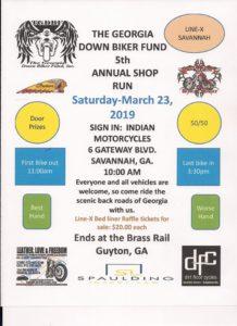 GDBF - Shop Run @ Indian Motorcycles | Savannah | Georgia | United States