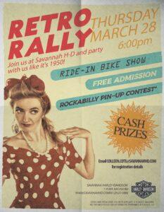 Retro Rally - Savannah H-D @ Savannah Harley-Davidson | Savannah | Georgia | United States