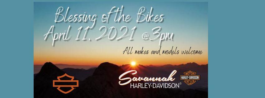 Blessing of the Bikes @ Savannah Harley-Davidson | Savannah | Georgia | United States