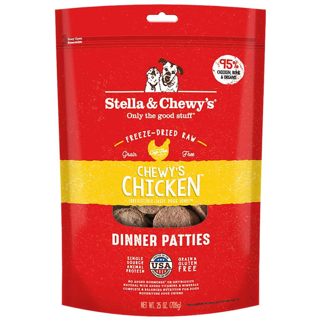 Chicken Dinner Freeze Dried