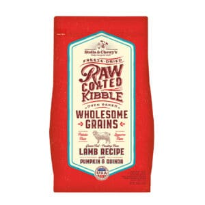 Raw Coated Lamb with Grains 3.5 lbs