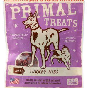 Primal 4oz Turkey Nibs