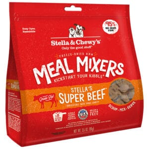 S&C Meal Mixers Stella's Super Beef 3.5OZ