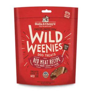 Wild Weenie Red Meat