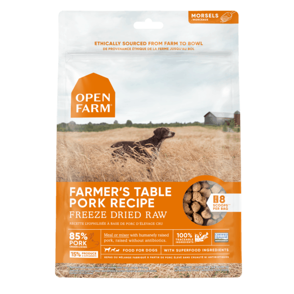 Open Farm FD Raw Pork 3.5 OZ 1