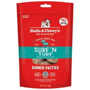 S&C Dinner Patties Surf 'N Turf 5.5OZ
