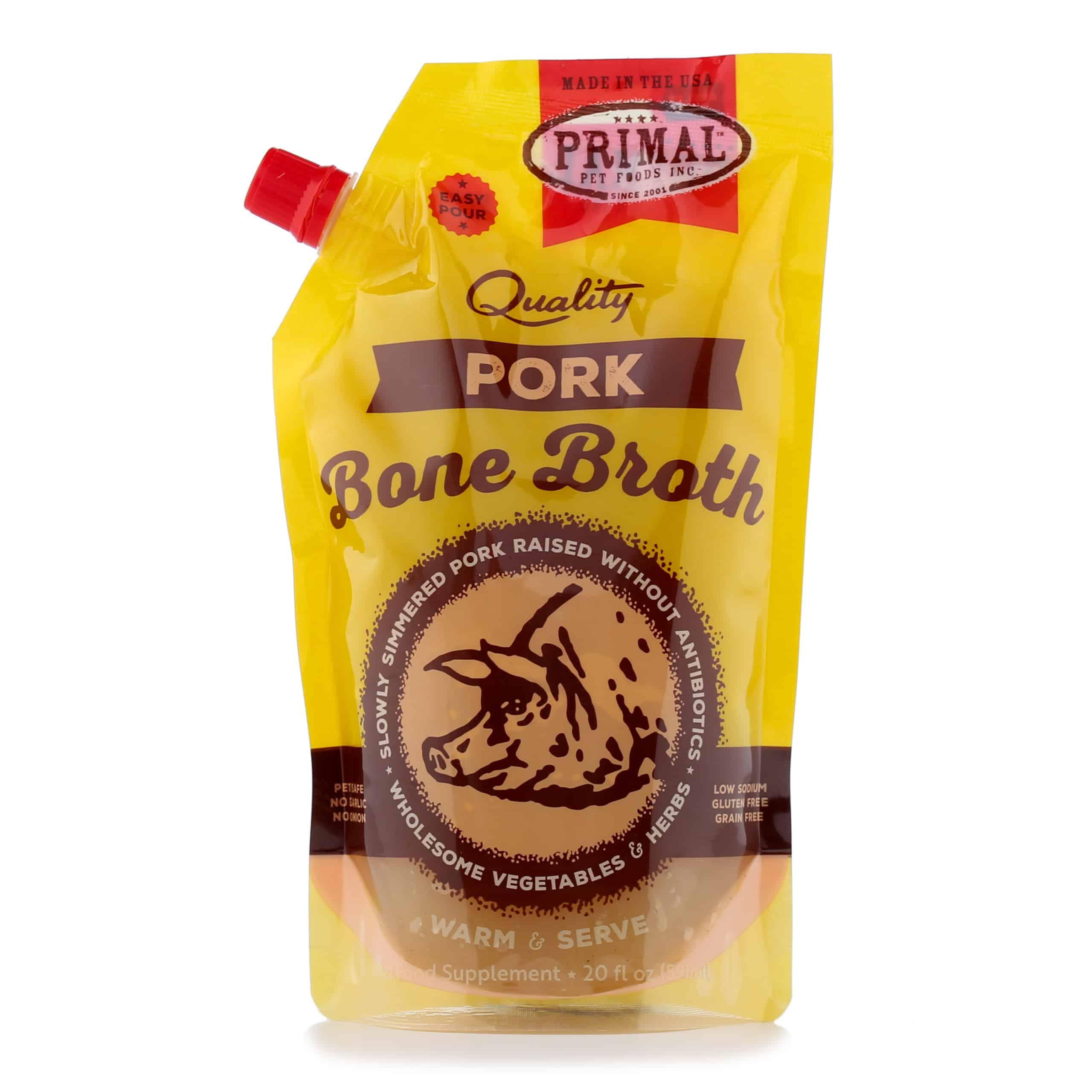 Primal 20oz Pork Bone Broth