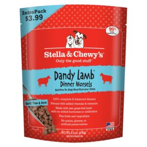 S&C Dandy Lamb 8.5 oz