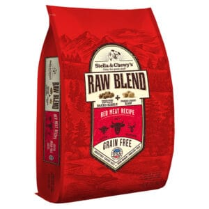 Raw Blend Red Meat
