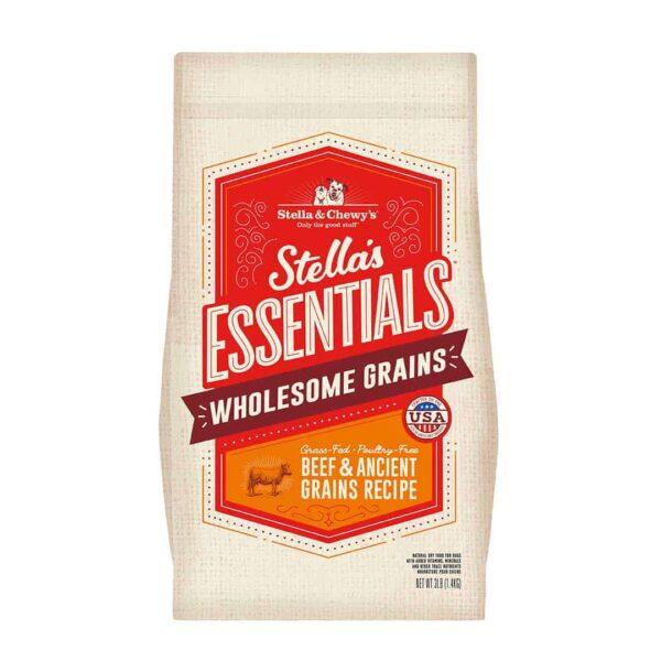 S&C Essentials Beef Ancient Grains 3 pound