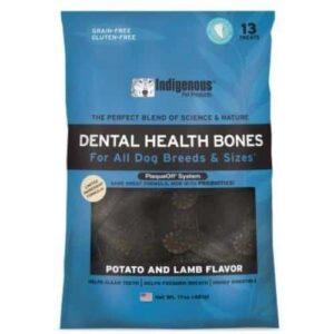 Dental Health Bones Potato & Lamb