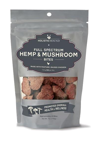HH 7.5 mg CBD Chicken Dog Bites 0.7 Trial Size