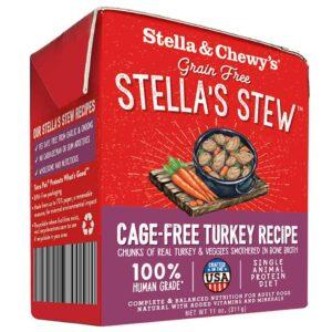 S&C Cage Free Turkey Stew 11Z