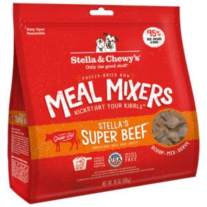 S&C Meal Mixers Stella's Super Beef 18OZ