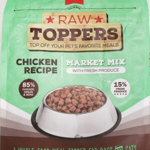 Primal Raw Mix Meal Topper Chicken 5lb