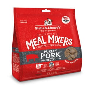 Meal Mixers Purely Pork