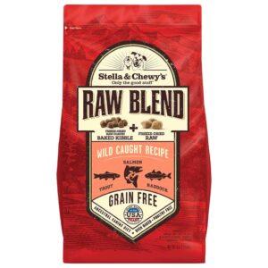 S&C RAW BLEND WILD White Fish 3.5#