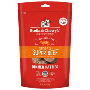 S&C Dinner Patties Stella's Super Beef 14OZ