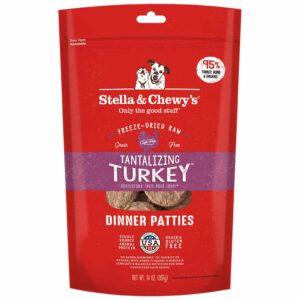 S&C TANTALIZNG TURKEY Freeze Dried 14Z