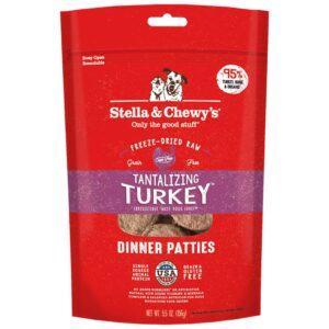 S&C Tantilizing Turkey Dinner Patties 5.5OZ