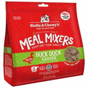 Duck Duck Goose Meal Mixers