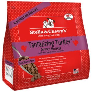 S&C Tantalizing Turkey Dinner Morsels 4LB