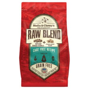 S&C RAW BLEND CAGE FREE 3.5#