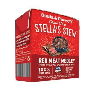 S&C Red Meat Medley Stew 11Z