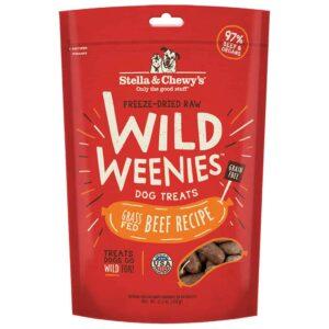 S&C Wild Weenies Grass Fed Beef 11.5OZ