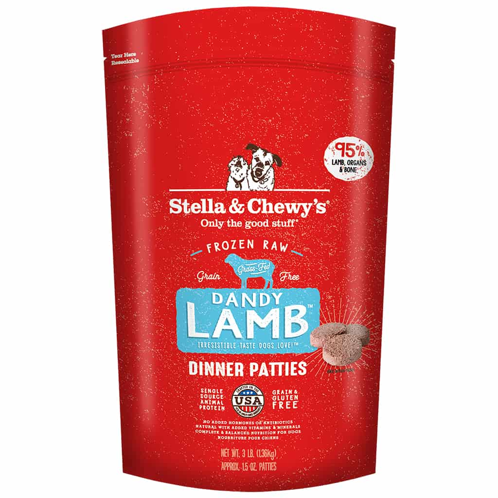 S&C DANDY LAMB Frozen 3#