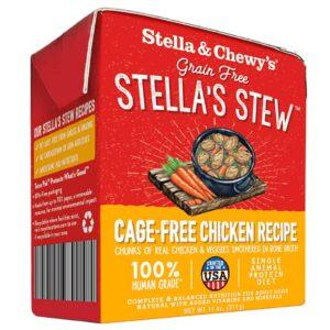 S&C Cage Free Chicken Stew 11Z