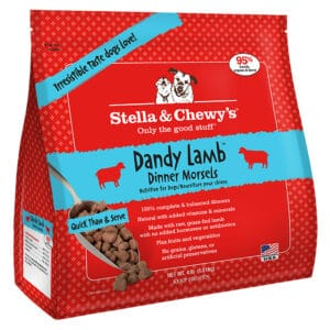 S&C DANDY LAMB Frozen Morsels 4#