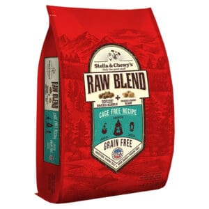 S&C RAW BLEND CAGE FREE 22#