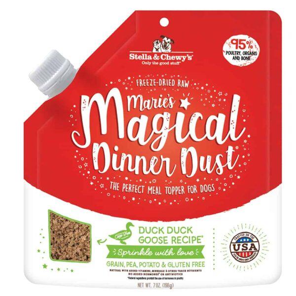 Magical Dinner Dust Duck