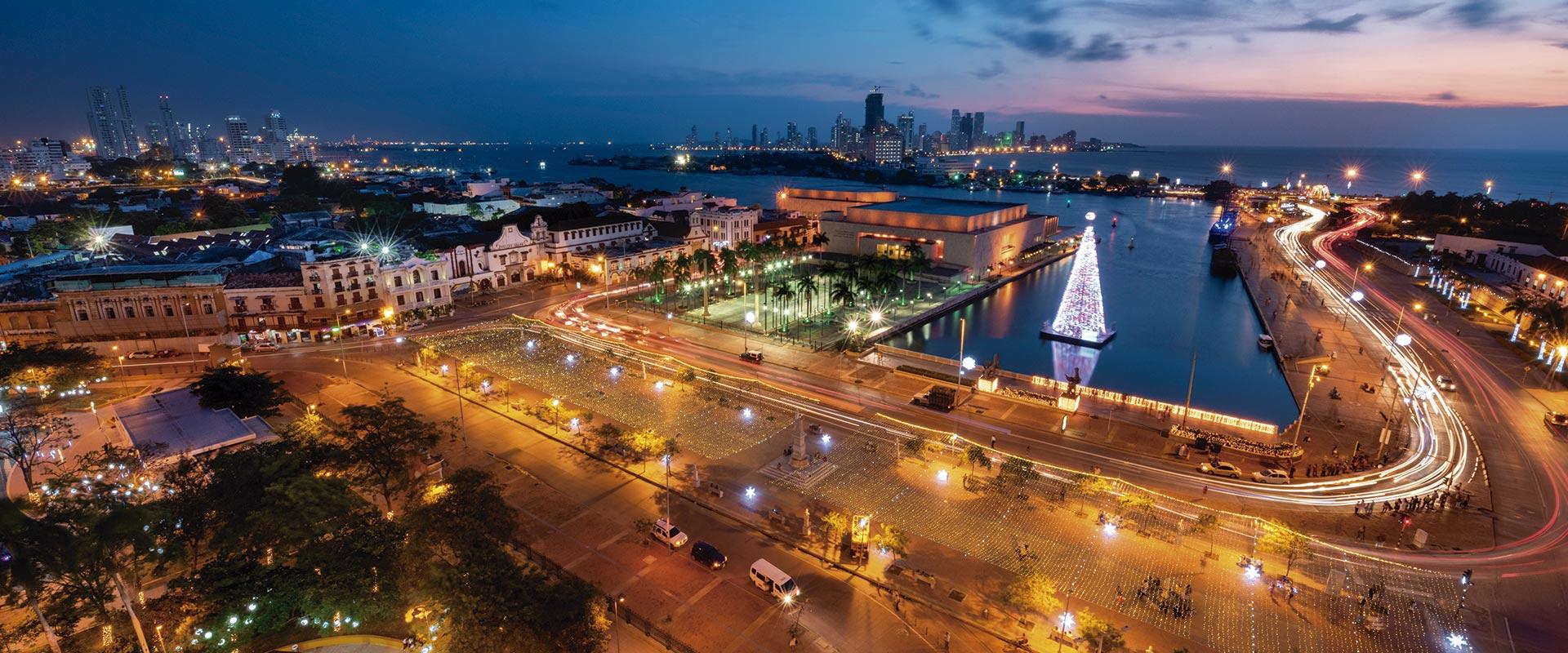 Cartagena de Indias recibirá al Congreso Mundial de ICCA en 2021