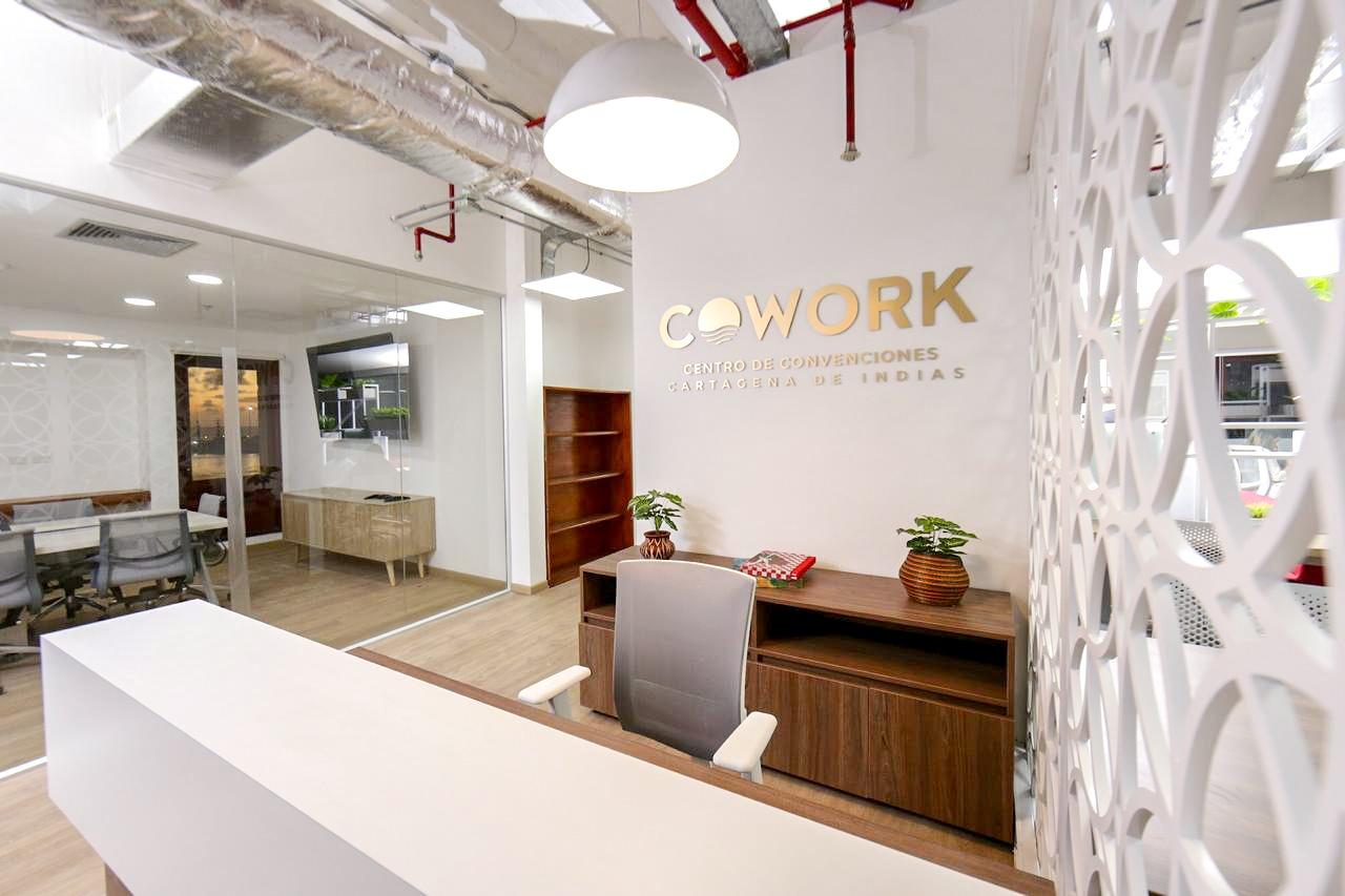 El Centro de Convenciones Cartagena de Indias abre sus puertas a emprendedores y ejecutivos con un nuevo coworking