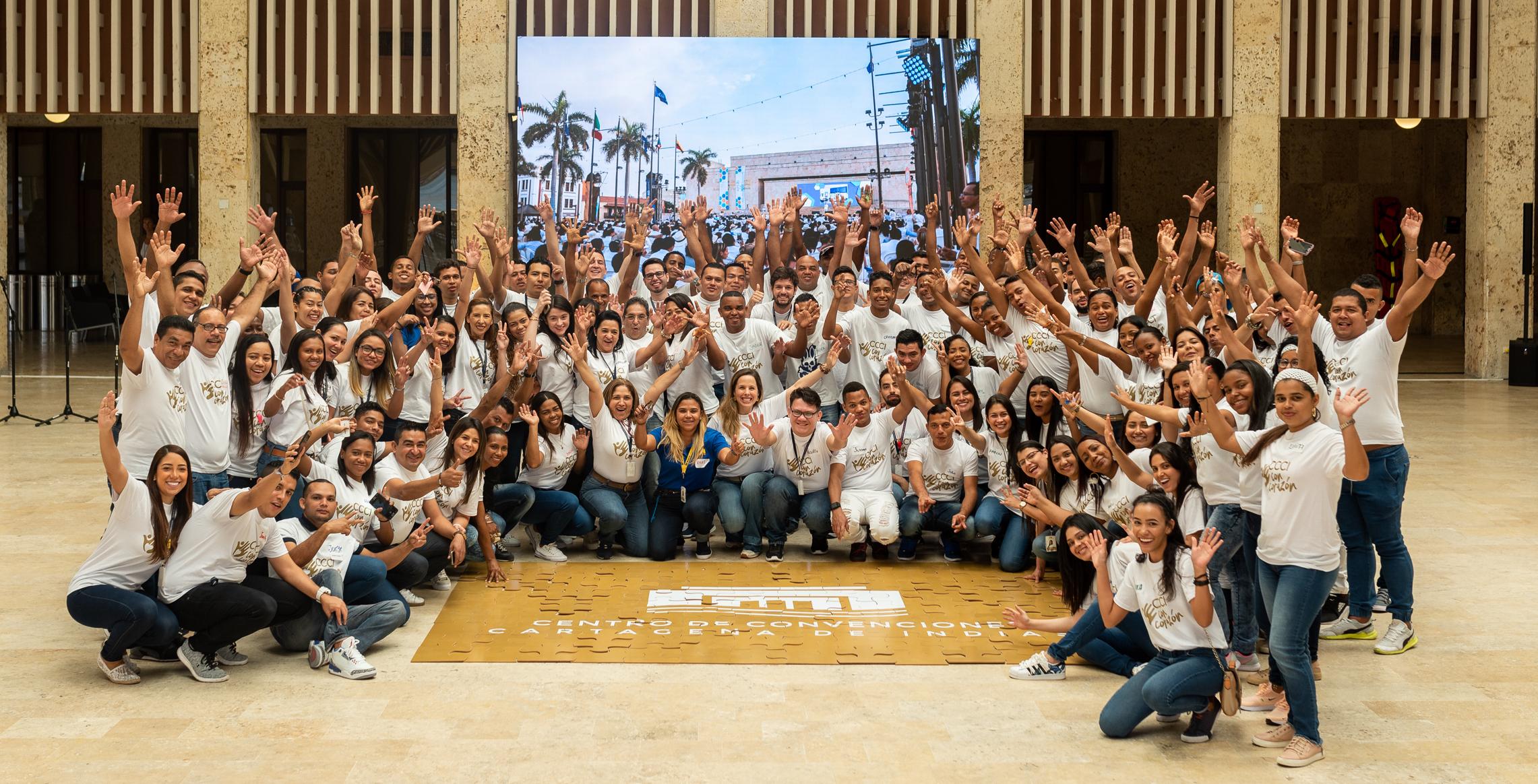 El equipo CCCI sigue comprometido desde casa #MeQuedoEnCasa