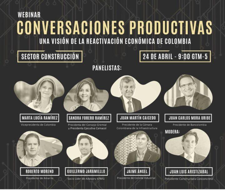Conversaciones Productivas Grupo Heroica