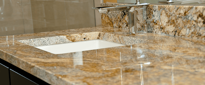 Laminate Sink Countertop