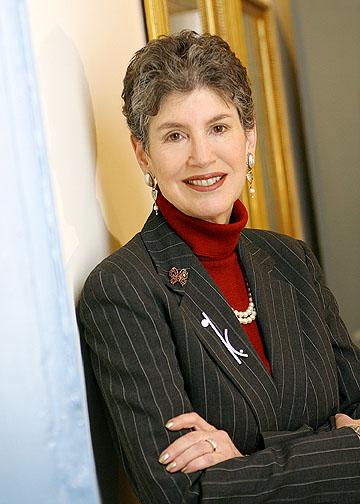 Linda J McAleer, Melior President