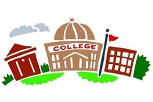 College marketing logo