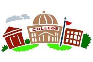 College marketing logo