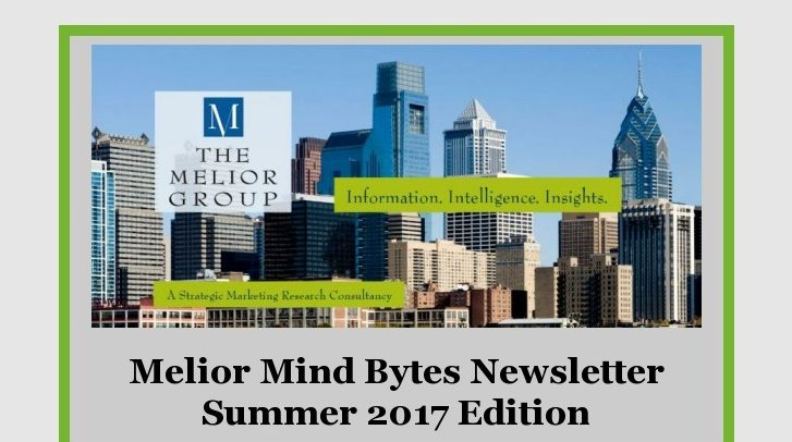 Melior Mind Bytes Newsletter