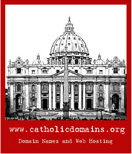 Catholic Domains and Hosting