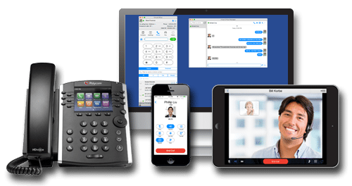8x8 Hosted VoIP phones and apps